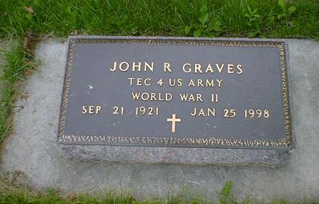 GRAVES, JOHN R. - Cerro Gordo County, Iowa | JOHN R. GRAVES