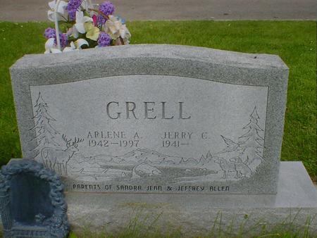GRELL, JERRY C. - Cerro Gordo County, Iowa | JERRY C. GRELL