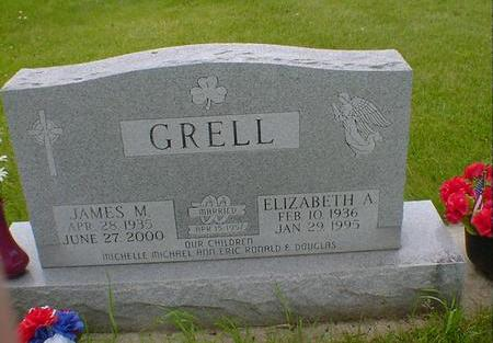 GRELL, JAMES M. - Cerro Gordo County, Iowa | JAMES M. GRELL