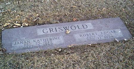 GRISWOLD, ROBERT - Cerro Gordo County, Iowa | ROBERT GRISWOLD
