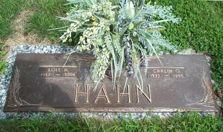 HAHN, LOIS M. - Cerro Gordo County, Iowa | LOIS M. HAHN