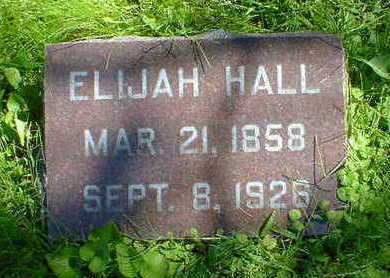 HALL, ELIJAH - Cerro Gordo County, Iowa | ELIJAH HALL
