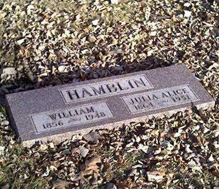 HAMBLIN, WILLIAM - Cerro Gordo County, Iowa | WILLIAM HAMBLIN