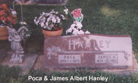 HANLEY, JAMES ALBERT - Cerro Gordo County, Iowa | JAMES ALBERT HANLEY