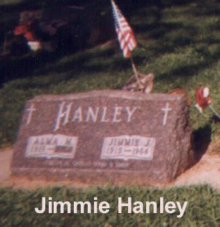 HANLEY, JIMMIE JUNIOR - Cerro Gordo County, Iowa | JIMMIE JUNIOR HANLEY