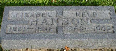 HANSON, NELS - Cerro Gordo County, Iowa | NELS HANSON