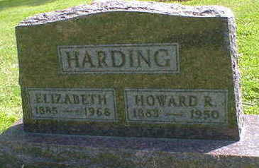 HARDING, HOWARD R. - Cerro Gordo County, Iowa | HOWARD R. HARDING