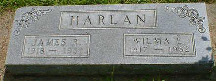 HARLAN, WILMA E. - Cerro Gordo County, Iowa | WILMA E. HARLAN