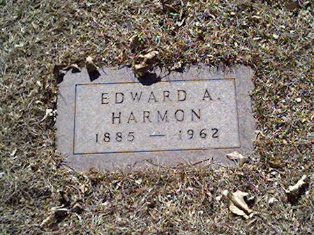 HARMON, EDWARD - Cerro Gordo County, Iowa | EDWARD HARMON