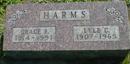HARMS, LYLE C. - Cerro Gordo County, Iowa | LYLE C. HARMS