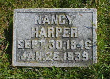 HARPER, NANCY - Cerro Gordo County, Iowa | NANCY HARPER