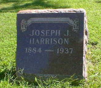 HARRISON, JOSEPH J. - Cerro Gordo County, Iowa | JOSEPH J. HARRISON