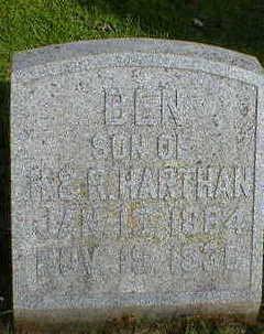 HARTHAN, BEN - Cerro Gordo County, Iowa | BEN HARTHAN