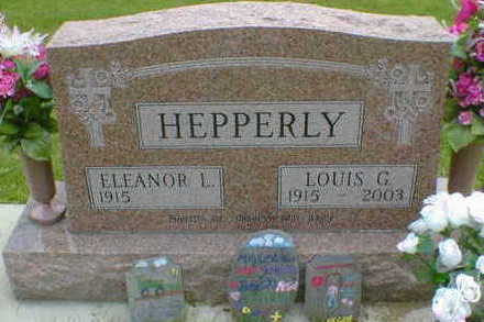 HEPPERLY, LOUIS G. - Cerro Gordo County, Iowa | LOUIS G. HEPPERLY