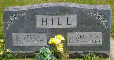 HILL, CHARLEY A. - Cerro Gordo County, Iowa | CHARLEY A. HILL