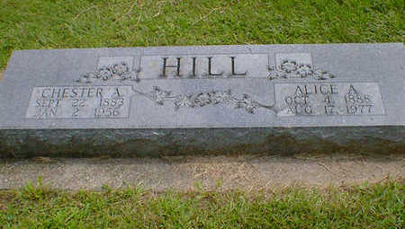 HILL, CHESTER A. - Cerro Gordo County, Iowa | CHESTER A. HILL