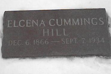 HILL, ELCENA - Cerro Gordo County, Iowa | ELCENA HILL