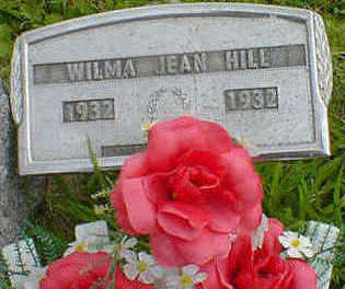 HILL, WILMA JEAN - Cerro Gordo County, Iowa | WILMA JEAN HILL