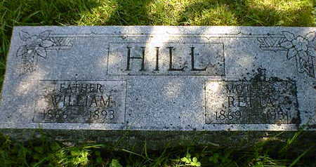 HILL, WILLIAM - Cerro Gordo County, Iowa | WILLIAM HILL