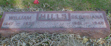 HILLS, WILLIAM - Cerro Gordo County, Iowa | WILLIAM HILLS