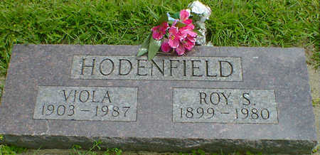 HODENFIELD, ROY S. - Cerro Gordo County, Iowa | ROY S. HODENFIELD