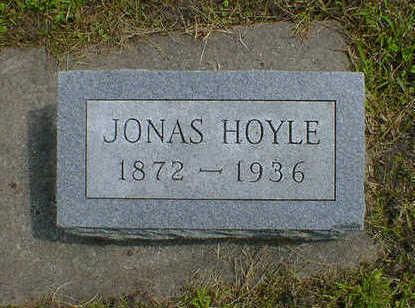 HOYLE, JONAS - Cerro Gordo County, Iowa | JONAS HOYLE