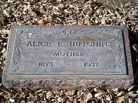 HUTCHINS, ALICE - Cerro Gordo County, Iowa | ALICE HUTCHINS
