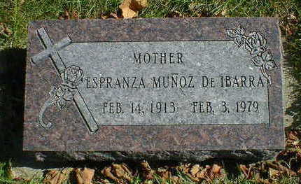 MUNOZ IBARRA, ESPRANZA - Cerro Gordo County, Iowa | ESPRANZA MUNOZ IBARRA