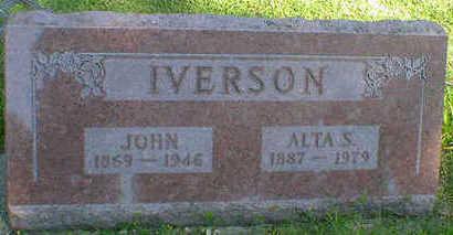 IVERSON, JOHN - Cerro Gordo County, Iowa | JOHN IVERSON