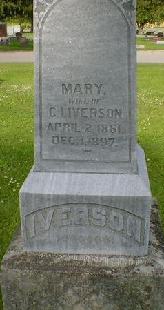 IVERSON, MARY - Cerro Gordo County, Iowa | MARY IVERSON
