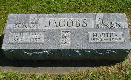 JACOBS, WILLIAM - Cerro Gordo County, Iowa | WILLIAM JACOBS