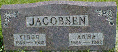 JACOBSEN, VIGGO - Cerro Gordo County, Iowa | VIGGO JACOBSEN