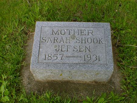 SHOOK JEFSON, SARAH - Cerro Gordo County, Iowa | SARAH SHOOK JEFSON