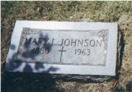 JOHNSON, MARY LUCILLE - Cerro Gordo County, Iowa | MARY LUCILLE JOHNSON