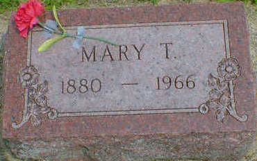 JOYNT, MARY T. - Cerro Gordo County, Iowa | MARY T. JOYNT