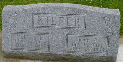 KIEFER, RAY E. - Cerro Gordo County, Iowa | RAY E. KIEFER