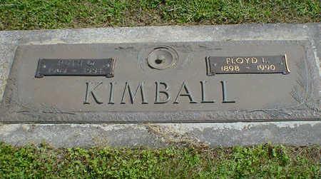 KIMBALL, RUTH O. - Cerro Gordo County, Iowa | RUTH O. KIMBALL