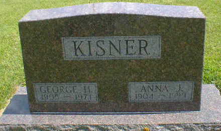 KISNER, GEORGE H. - Cerro Gordo County, Iowa | GEORGE H. KISNER