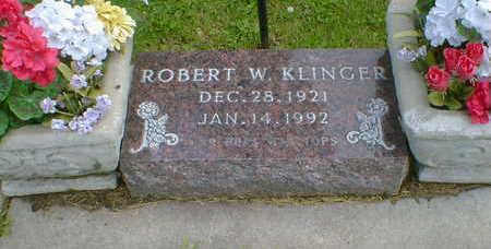 KLINGER, ROBERT W. - Cerro Gordo County, Iowa | ROBERT W. KLINGER