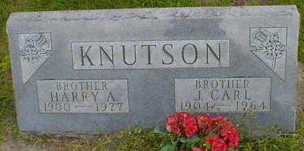 KNUTSON, J. CARL - Cerro Gordo County, Iowa | J. CARL KNUTSON