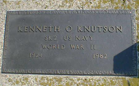 KNUTSON, KENNETH O. - Cerro Gordo County, Iowa | KENNETH O. KNUTSON