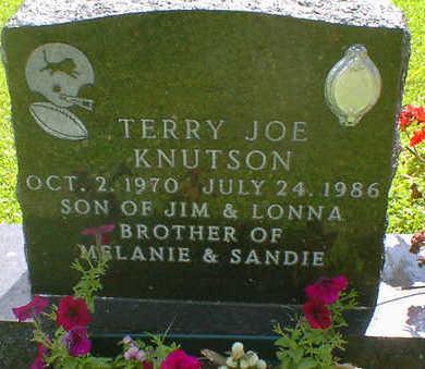 KNUTSON, TERRY JO - Cerro Gordo County, Iowa | TERRY JO KNUTSON