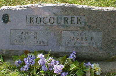 KOCOUREK, JAMES F. - Cerro Gordo County, Iowa | JAMES F. KOCOUREK