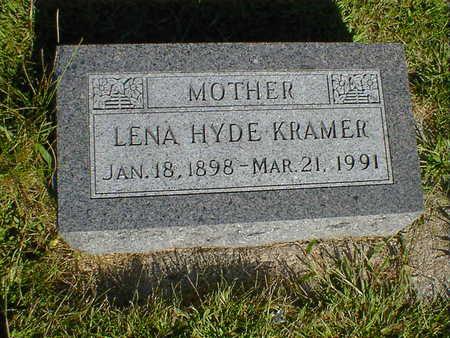 KRAMER, LENA - Cerro Gordo County, Iowa | LENA KRAMER