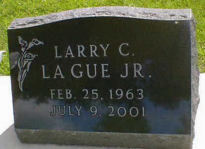 LA GUE, LARRY JR. - Cerro Gordo County, Iowa | LARRY JR. LA GUE