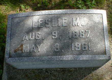 LAMBERTSON, LESLIE M. - Cerro Gordo County, Iowa | LESLIE M. LAMBERTSON