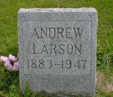 LARSON, ANDREW - Cerro Gordo County, Iowa | ANDREW LARSON