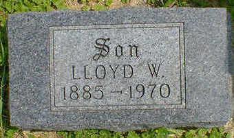 LAU, LLOYD W. - Cerro Gordo County, Iowa | LLOYD W. LAU