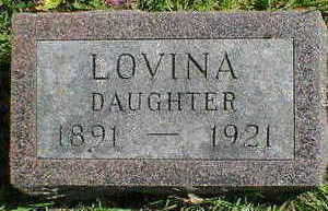 LAW, LOVINA - Cerro Gordo County, Iowa | LOVINA LAW