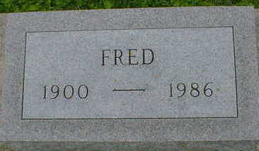 LINAHON, FRED - Cerro Gordo County, Iowa | FRED LINAHON